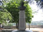 Bust Monument to A. S. Pushkin