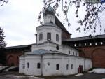 Novgorod Kremlin, Church of the Intercession of the Mother of God